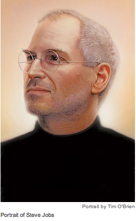 Steve Jobs: The Secular Prophet (Wall Street Journal)